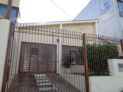 Casa Residencial À Venda, Vila Joaquim Inácio, Campinas - Ca1448. - Ca1448