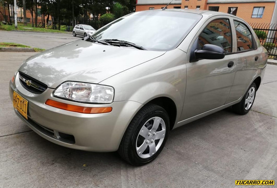 Chevrolet Aveo Family Aa 1.5
