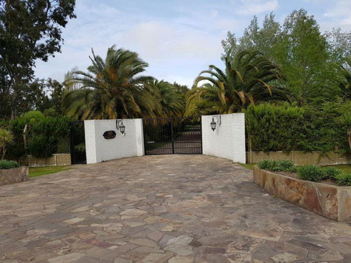 Espectacular Casa Quinta En Alquiler Temporal Km 63,5 Ruta 2