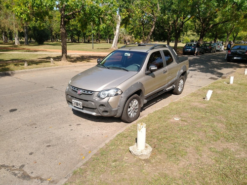 Fiat Strada Adventure Gnc