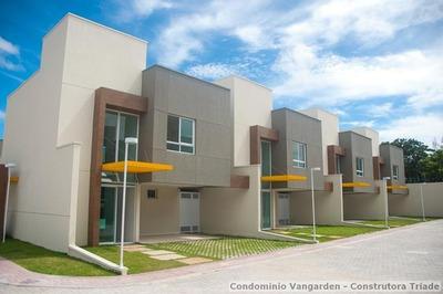 Casa Em Tamatanduba, Eusébio/ce De 140m² 3 Quartos À Venda Por R$ 559.000,00 - Ca161603