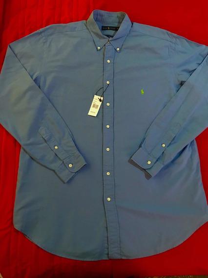 Camisa Polo Ralph Lauren 100%original Talla Xl Nueva/lacoste
