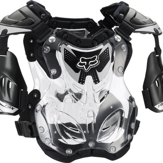 Pechera Fox R3 Roost Deflector Motocross Enduro Atv Evs Thor