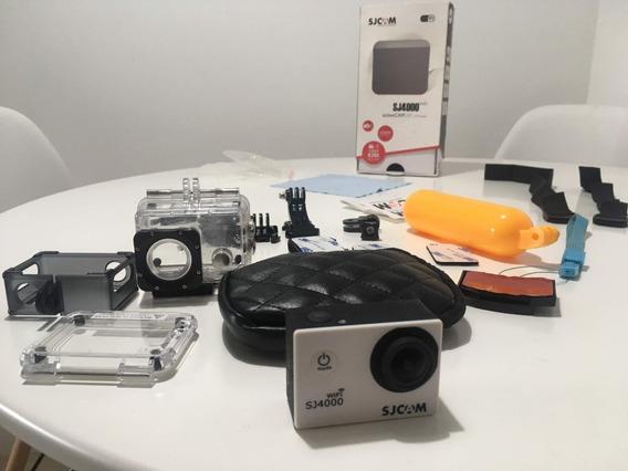 Câmera Action Cam Sj4000 Sjcam Original 1080p Full Hd