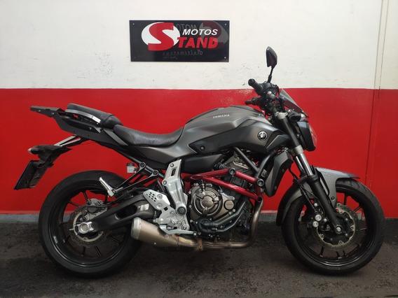 Yamaha Mt07 Mt-07 Mt 07 689 Abs 2016 Cinza