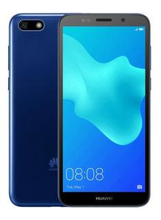 Huawei Y5 2018 Lte 5pg 8+5mpx Flash 16+1ram Nuevo Libre