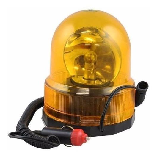 Luz Emergência Giroflex Western 12v Ln0