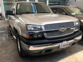 Chevrolet Avalanche 5.3 Lt Aa Ee Cd Piel 4x4 At