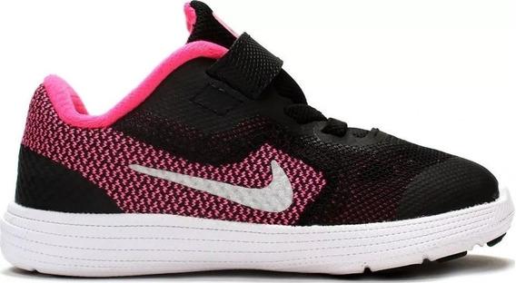Nike Revolution 3 Tdv Infantil