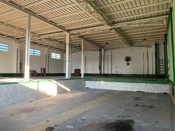 Galpão Em Nova Cidade, São Gonçalo/rj De 1260m² Para Locação R$ 19.000,00/mes - Ga230152