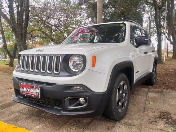 Jeep Renegade Sport 1.8 Automático - 2017