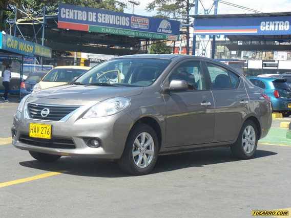 Nissan Versa Mt 1600 Aa Ab