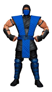 Mortal Kombat - Sub-zero - Storm Collectibles - Robot Negro
