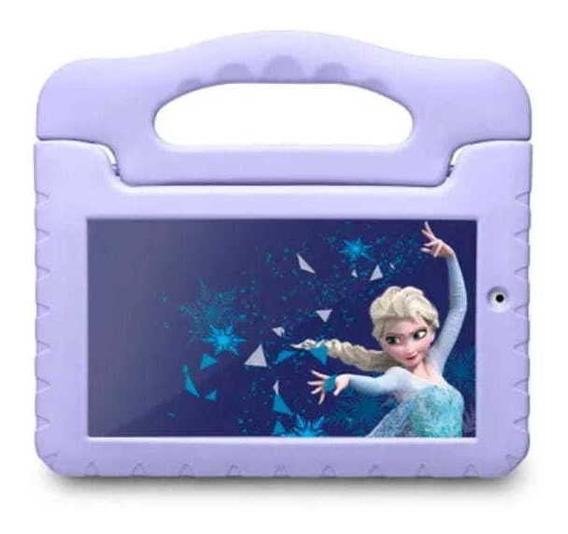 """Tablet Multilaser Frozen Plus Wi Fi 7"""" 16gb Quad Core"""