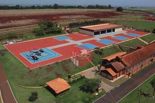 Terreno À Venda, 1534 M² Por R$ 1.063.000,00 - Sítio São Bento 2 - Ribeirão Preto/sp - Te0458