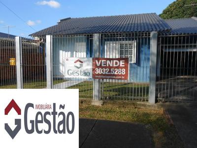 Casa Com 02 Dormitório(s) Localizado(a) No Bairro Granja Esperança Em Cachoeirinha / Cachoeirinha - G2500