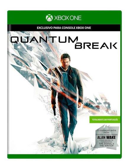 Quantum Break Xbox One Mídia Física Pronta Entrega