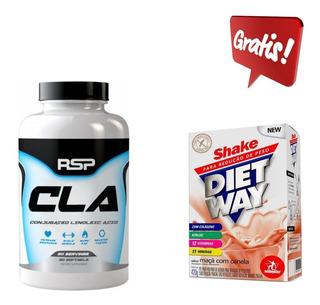 Cla Rsp Nutrition 60 Cáp Quadralean Muscletech Nutrex Import