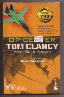 Op Center Tom Clancy