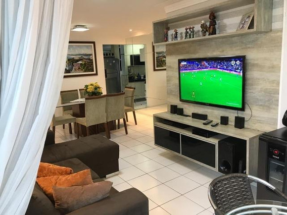 Apartamento Em Casa Caiada, Olinda/pe De 83m² 3 Quartos À Venda Por R$ 540.000,00 - Ap280672