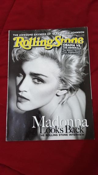 Revista Rolling Stone Madonna - Ótimo Estado -