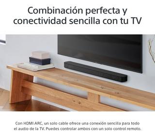 Barra De Sonido Home Theatre Sony Ht-s100f Garantía Oficial