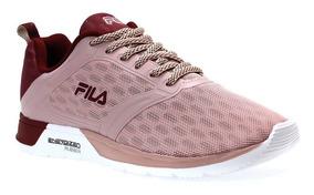 Tênis Feminino Women Footwear Intense Rosa Fila