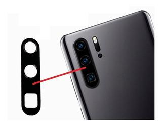 Lente Luna Vidrio Camara Trasera Para Huawei P30 Lite Pro