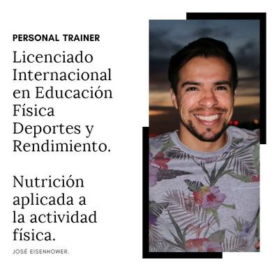 Personal Trainer, Nutrición,clases Aire Libre, Y Domicilio