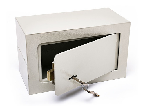 Caja Fuerte 15x25x12 Cm Abulonar Sin Buzon Pared A1 S/b