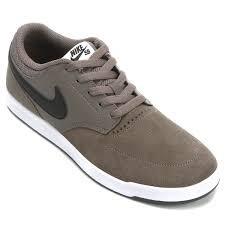 Tênis Nike Sb Fokus - Original- Marrom - Usado