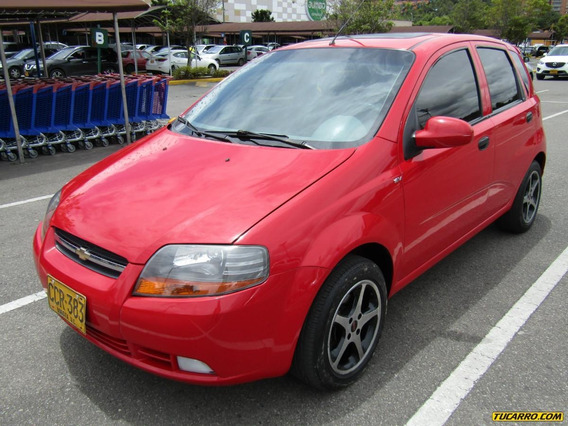 Chevrolet Aveo Mt 1400cc Sa Ct