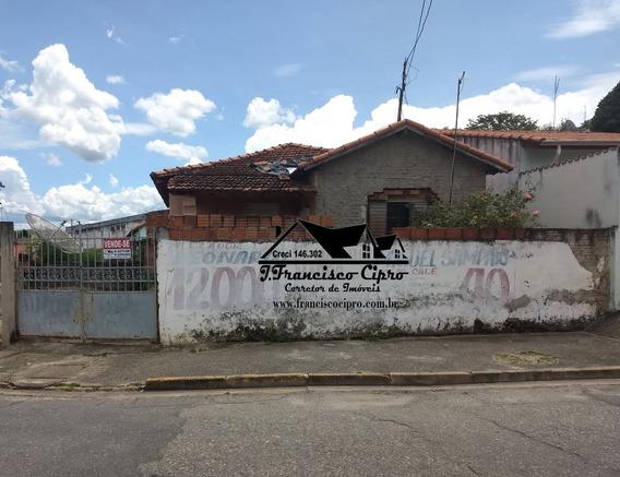 Casa A Venda No Bairro Nova Guará Em Guaratinguetá - Sp. - Cs039-1