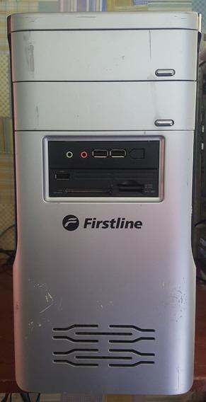 Desktop Pentium Dual Core 2180 3gb Ram Hd 320gb Fristline
