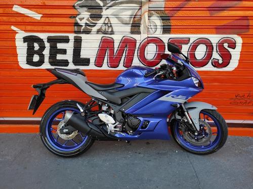 Yamaha Yzf R3 Abs 2021 Bel Motos