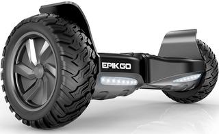 Hoverboard Epikgo 8.5 Autobalanceo Motor Dual -gris