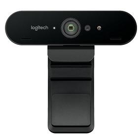 Webcam Logitech Brio 4k Hd