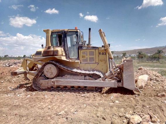 Bulldozer D6 Usado Y En Excelentes Condiciones