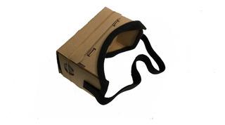 Lentes Realidad Virtual Vr Carton Google Glass Cardboard