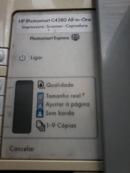 Impressora Hp 4200 - Cartuchos 74 E 75