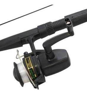 Vara Pesca Aventura Boia Diversão Promoção Molinete 3 Anzóis