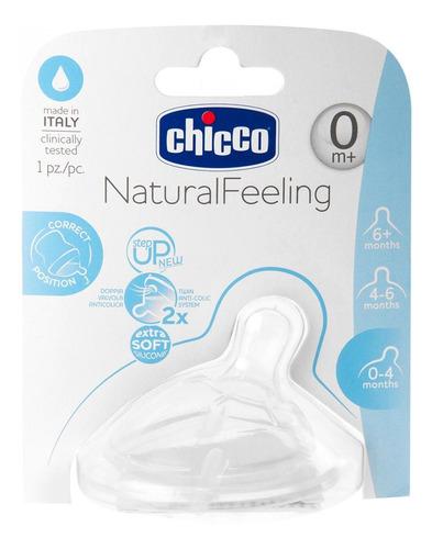 Imagen 1 de 2 de Chicco Natural Feeling Tetina Para Bebés 0m+