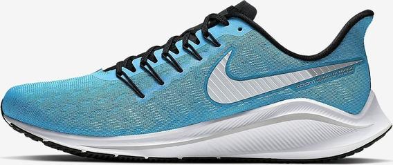 Nike Air Zoom Vomero 14 Hombres Zapatillas Nuevas Ah7857-401