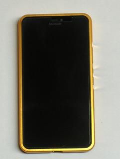 Smartphone Microsoft Lumia 640xl Lte 01 Chip Estado De Novo