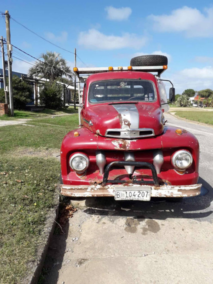 Ford F-100 1952