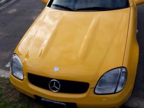 Mercedes Benz Clase Slk 2.3 Slk230 Kompresor At