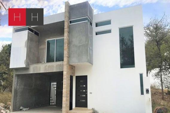 Casa En Venta Cumbres De Santiago Al Sur De Monterrey