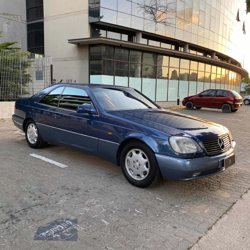 Mercedes-benz Clase S 1994 6.0 S600 Coupe