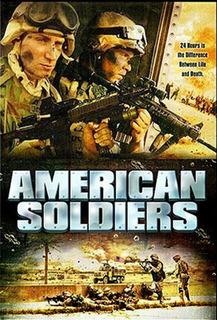 Dvd Filme - American Soldiers