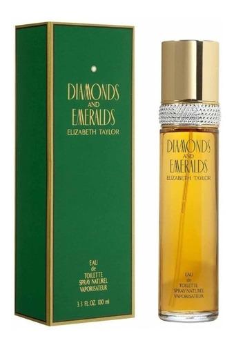 Perfume Elizabeth Taylor Diamantes Y Esm - L a $808